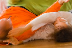Contact Improvisation Dance Day in Stuttgart