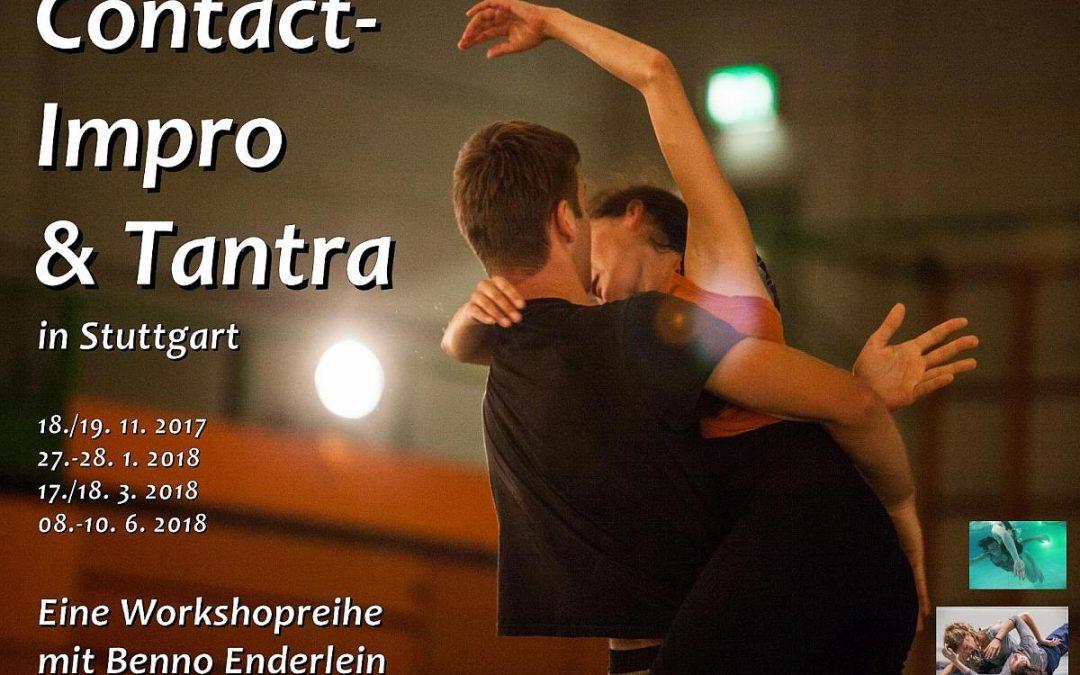 Contactimpro & Tantra – mit Benno Enderlein