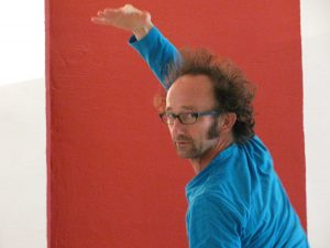 contact Improvisation mit Eckhard Müller