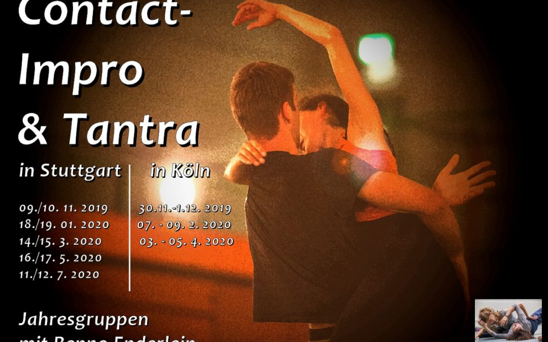 Contactimprovisation & Tantra –  Jahresgruppe