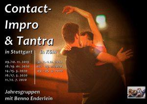 Contactimpro + Tantra mit Benno Enderlein
