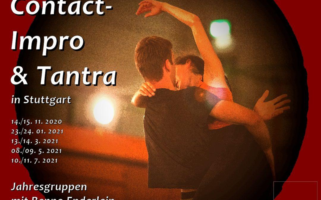 Contactimpro & Tantra –  Jahresgruppe 2020/21
