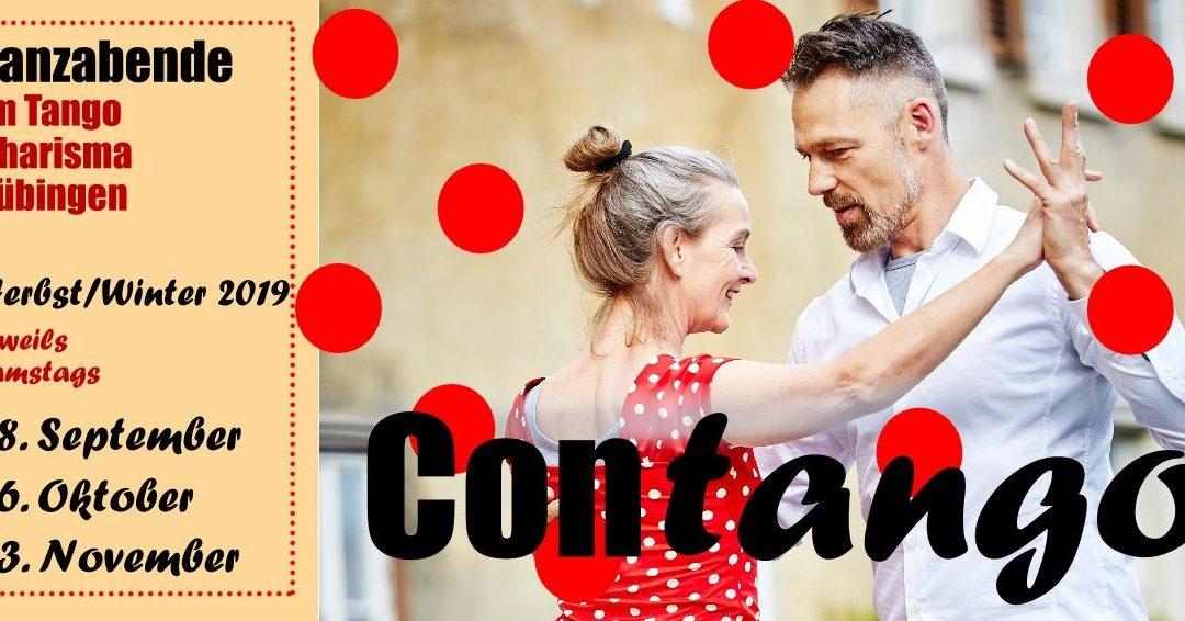 Contango-Tanzabende mit Uta und Niko Bittner