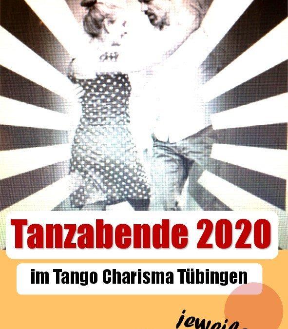 CONTACT MEETS TANGO –  mit Uta und Niko Bittner